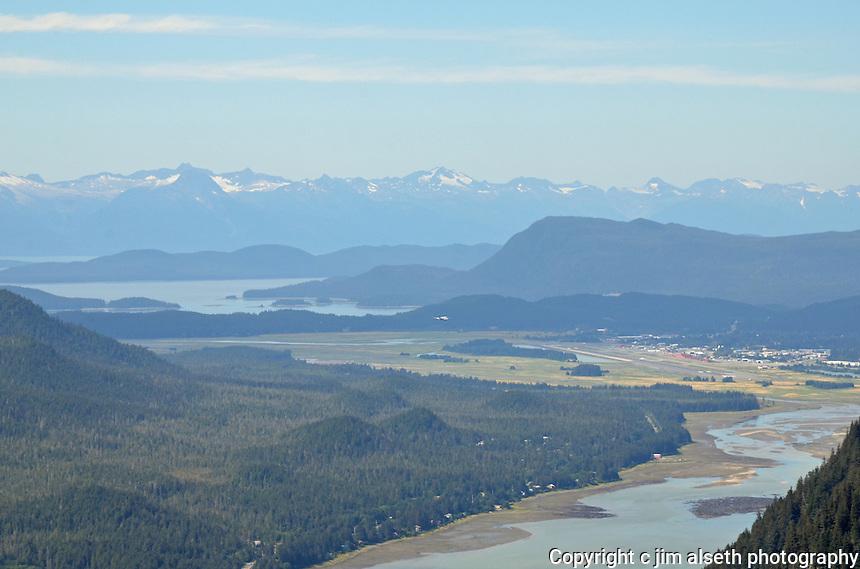 Scenes from our Alaska Inside Passage Cruise--Juneau Alaska.