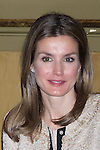 16.07.2012. Prince Felipe of Spain and Princess Letizia of Spain attends the Giving of the 8 th Edition of ´Luis Carandell´ Parliamentary Journalism in the Senate Building. In the image Princess Letizia  (Alterphotos/Marta Gonzalez)