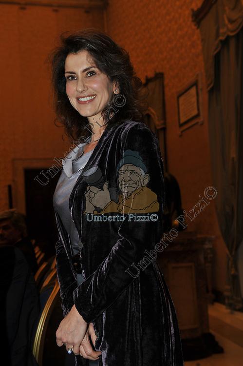 LUISA TODINI<br /> PREMIO GUIDO CARLI - SECONDA EDIZIONE<br /> PALAZZO DI MONTECITORIO - SALA DELLA REGINA ROMA 2011