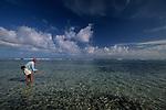 Fly Fishing Turneffe Flats, Belize