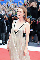 U.S. actress Julianne Moore poses on the red carpet for the screening of the movie 'Suburbicon' at the 74th Venice Film Festival, Venice Lido, September 2, 2017. <br /> UPDATE IMAGES PRESS/Marilla Sicilia<br /> <br /> *** ONLY FRANCE AND GERMANY SALES ***