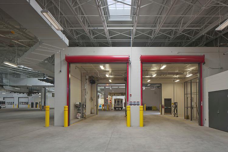 COTA Paratransit Facility | Construction: Smoot Construction