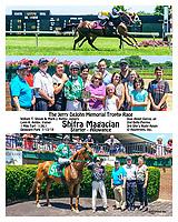 Shifra Magician winning at Delaware Park on 7/13/19