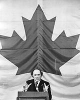Pierre Trudeau<br /> <br /> <br /> Bezant, Graham<br /> Picture, 1977<br /> <br /> 1976<br /> <br /> PHOTO : Graham Bezant - Toronto Star Archives - AQP