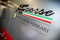 #52 AF CORSE ITA FERRARI 488 GTE EVO LMGTE PRO