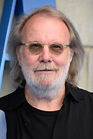 "Benny Andersson<br /> arriving for the ""Mama Mia! Here We Go Again"" World premiere at the Eventim Apollo, Hammersmith, London<br /> <br /> ©Ash Knotek  D3415  16/07/2018"