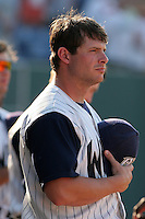 Fort Wayne Wizards Drew Davidson during a Midwest League game at Memorial Stadium on July 17, 2006 in Fort Wayne, Indiana.  (Mike Janes/Four Seam Images)