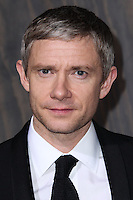 """HOLLYWOOD, CA - DECEMBER 02: Martin Freeman arriving at the Los Angeles Premiere Of Warner Bros' """"The Hobbit: The Desolation Of Smaug"""" held at Dolby Theatre on December 2, 2013 in Hollywood, California. (Photo by Xavier Collin/Celebrity Monitor)"""