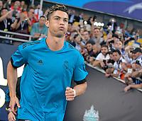 26.05.2018,  Football UEFA Champions League Finale 2018, Real Madrid - FC Liverpool, Olympiastadium Kiew (Ukraine). Cristiano Ronaldo (Real Madrid)  *** Local Caption *** © pixathlon<br /> <br /> Contact: +49-40-22 63 02 60 , info@pixathlon.de