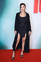 "Leah Weller<br /> arriving for the ""Tomb Raider"" premiere at the Vue Leicester Square, London<br /> <br /> ©Ash Knotek  D3385  0/03/2018"