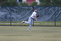 Thomas Lemmerman (66) of Bishop Verot High High School in N Fort Myers, Florida during the Under Armour Baseball Factory National Showcase, Florida, presented by Baseball Factory on June 13, 2018 the Joe DiMaggio Sports Complex in Clearwater, Florida.  (Nathan Ray/Four Seam Images)