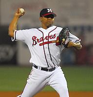 Mississippi Braves 2007