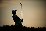 TAOYUAN, TAIWAN - OCTOBER 27:  Yani Tseng of Taiwan tees off on the 16th hole during the day three of the Sunrise LPGA Taiwan Championship at the Sunrise Golf Course on October 27, 2012 in Taoyuan, Taiwan.  Photo by Victor Fraile / The Power of Sport Images