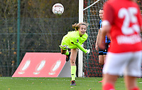 Lisa Lichtfus of Standard (16) pictured during a female soccer game between Standard Femina de Liege and Club Brugge YLA on the seventh matchday of the 2020 - 2021 season of Belgian Scooore Womens Super League , saturday 14 th of November 2020  in Angleur , Belgium . PHOTO SPORTPIX.BE | SPP | DAVID CATRY