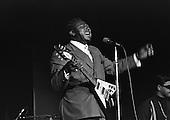 ALBERT KING, LIVE, 1969 BARON WOLMAN