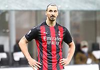 Milano 01-05 2021<br /> Stadio Giuseppe Meazza<br /> Serie A  Tim 2020/21<br /> Milan - Benevento<br /> Nella foto:Zlatan Ibraimovic                                      <br /> Antonio Saia Kines Milano