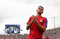 East Hartford, CT - Saturday July 01, 2017: Matt Miazga during an international friendly match between the men's national teams of the United States (USA) and Ghana (GHA) at Pratt & Whitney Stadium at Rentschler Field.