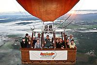 20120702 July 02 Hot Air Balloon Cairns