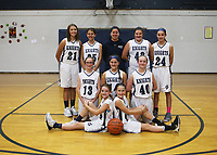 7th Grade Girls Basketball 10/17/17