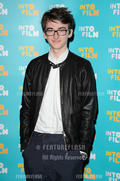 Isaac Hempstead Wright arrives for the Into Film Awards 2015 at the Empire Leicester Square, London. 24/03/2015 Picture by: Steve Vas / Featureflash