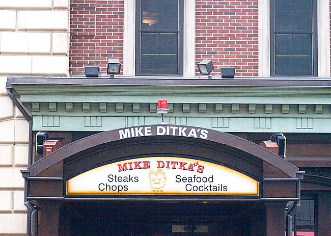 Restaurant, Chicago, Illinois