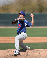 Corey Copping - Los Angeles Dodgers 2018 spring training (Bill Mitchell)