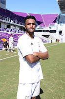 Orlando, Florida - Wednesday January 17, 2018: Mo Adams. Match Day 3 of the 2018 adidas MLS Player Combine was held Orlando City Stadium.