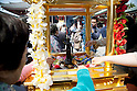 Buddha's birthday celebration in Asakusa