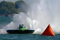 "Brandon Kennedy, GP-25 ""H8 Cancer Racing""       (Grand Prix Hydroplane(s)"