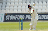 Daniel Lawrence of Essex in batting action during Nottinghamshire CCC vs Essex CCC, LV Insurance County Championship Group 1 Cricket at Trent Bridge on 6th May 2021
