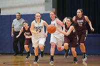 JV Girls Basketball 1/17/19