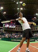 8-2-10, Rotterdam, Tennis, ABNAMROWTT, Centrecourt, Haase