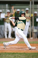 February 22, 2009:  Second baseman Peter Brotons (13) of the University of South Florida during the Big East-Big Ten Challenge at Naimoli Complex in St. Petersburg, FL.  Photo by:  Mike Janes/Four Seam Images