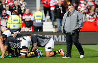 Photo: Richard Lane/Richard Lane Photography. Gloucester Rugby v Wasps. Gallagher Premiership. 23/03/2019. Wasps' DOR, Dai Young.
