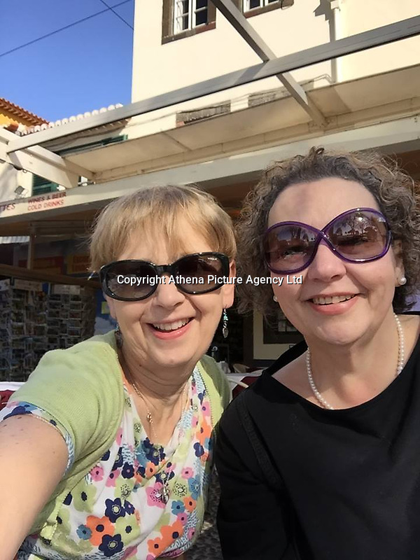 """Pictured: Jean Wilson (R) <br /> Re: Managing director Jean Wilson stole £50,000 from the recruitment company she worked for to pay for a gastric band operation and a luxury £10,000 holiday.<br /> Wilson, who lived in a rented mansion, also blew cash on paying for vets' bills, dog sitters, and dog groomers in a """"sophisticated"""" scam.<br /> The 58-year-old appeared at Cardiff Crown Court on Tuesday after she had previously pleaded guilty to fraud by abuse of position.<br /> The defendant had held the position of managing director at Axcis Education Recruitment, now known as RO Education Ltd, for five years before her embezzlement was discovered and had spent 10 years at the company in total."""