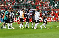 Warmlaufen - 02.06.2018: Österreich vs. Deutschland, Wörthersee Stadion in Klagenfurt am Wörthersee, Freundschaftsspiel WM-Vorbereitung