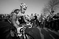 E3 Prijs Harelbeke 2012.Peter Sagan up the Oude Kwaremont