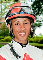 Victor R. Carrasco at Delaware Park on 6/20/13