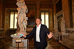 """PRESENTAZIONE LIBRO DI MATTEO RENZI """"LA MOSSA DI CAVALLO"""" ALLA GALLERIA BORGHESE  ROMA 2020"""