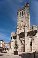 Europe/France/Midi-Pyrénées/32/Gers/Condom:   La Cathédrale Saint-Pierre