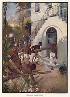 Slave revolt / J R Skelton in Lang Outposts of Empire page 161 / 1832