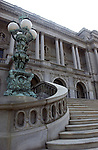 Library of Congress steps and pillars Washington DC, research library, research library of the United States Congress, Washington D.C., United States Capitol, Library of Congress was established by Congress in 1800, Congressional Research Service, American Folklife Center, American Memory, Center for the Book, Poet Laureate, Library does not publicly circulate, President John Adams signed an Act of Congress, Thomas Jefferson, Fine Art Photography by Ron Bennett, Fine Art, Fine Art photo, Art Photography,