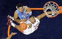 20130106 North Carolina Basketball vs Virginia ACC NCAA
