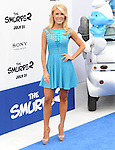 Gretchen Rossi  at The Columbia Pictures and Sony Pictures Animation L.A. Premiere of The Smurfs 2 held at The Regency Village Theatre in Westwood, California on July 28,2013                                                                   Copyright 2013 Hollywood Press Agency