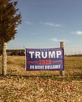 Trump 2020 Signs