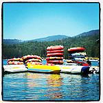 Bass Lake California