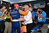 #9 Scott Dixon, Chip Ganassi Racing Honda, and Chip Ganassi