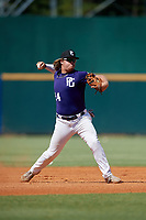 Tommy White (24) of IMG Academy in St. Pete Beach, FL during the Perfect Game National Showcase at Hoover Metropolitan Stadium on June 19, 2020 in Hoover, Alabama. (Mike Janes/Four Seam Images)