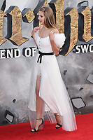 """Hermione Corfield<br /> at the premiere of """"King Arthur:Legend of the Sword"""" at the Empire Leicester Square, London. <br /> <br /> <br /> ©Ash Knotek  D3265  10/05/2017"""