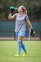 STANFORD, CA - September 3, 2017: Lauren Rood at Cagan Stadium. Stanford defeated Navy 7-0.